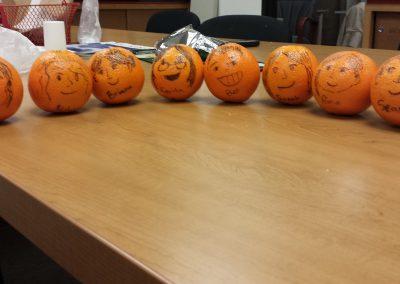 Orange likenesses